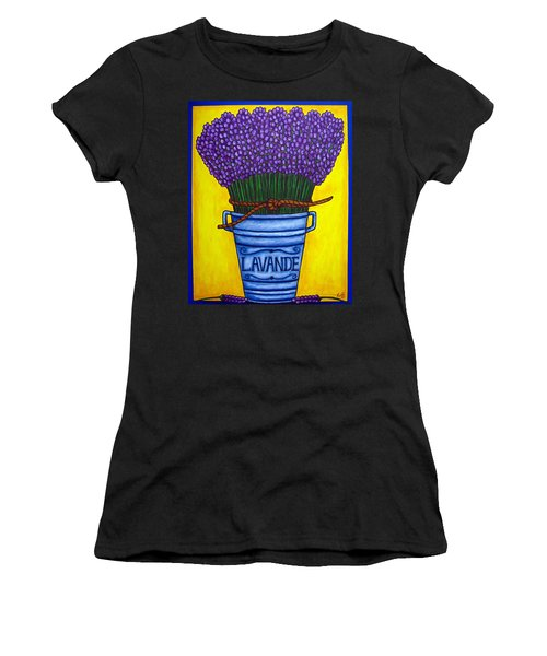 Colours Of Provence Women's T-Shirt