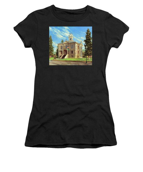 Columbia County Courthouse Women's T-Shirt