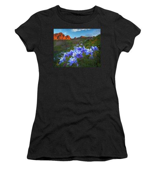 Columbine Sunrise Women's T-Shirt