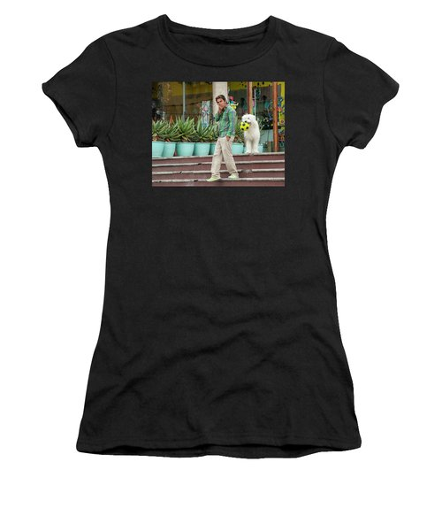 Come On And Play Women's T-Shirt