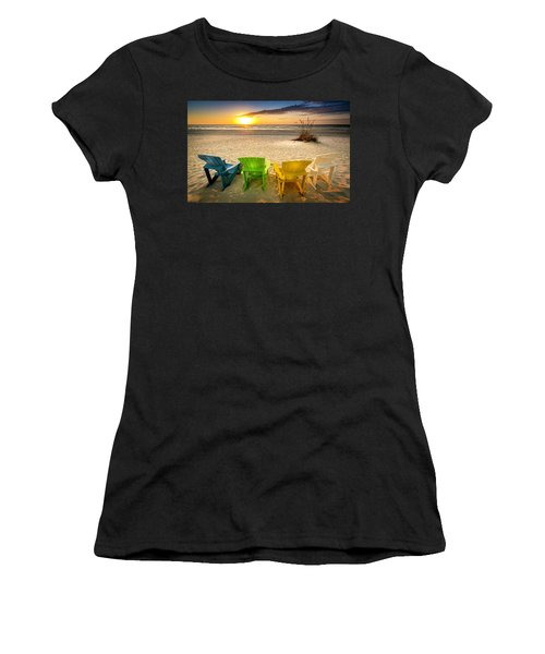 Come Relax Enjoy Women's T-Shirt
