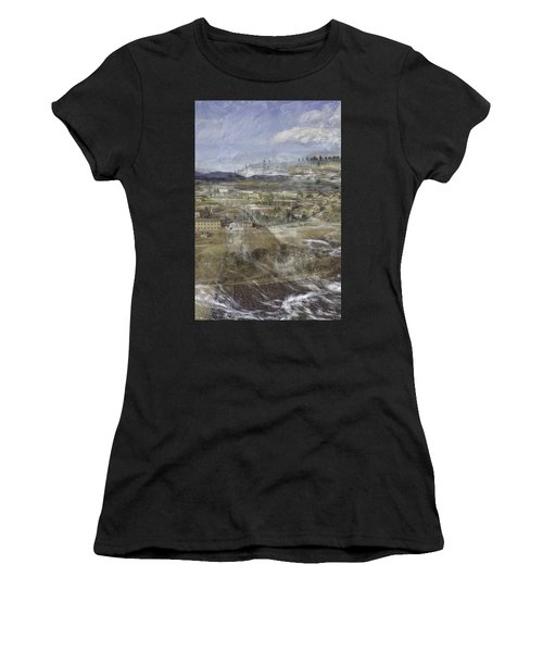 Coming Down From The Mountain Women's T-Shirt