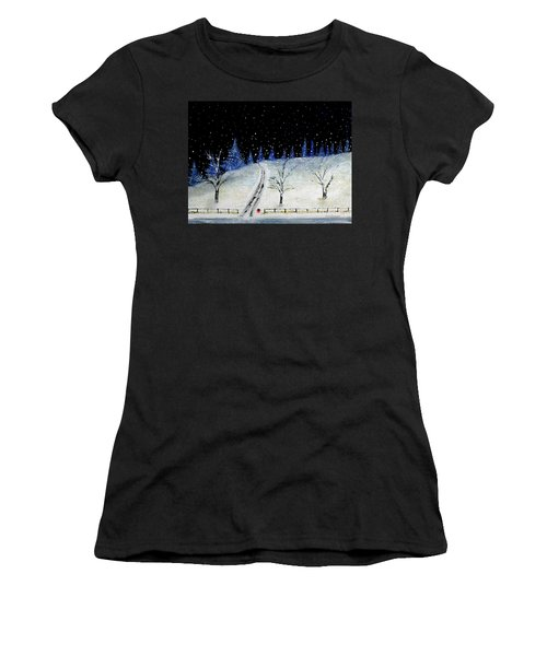 Coming Home For Christmas Women's T-Shirt