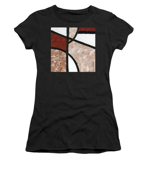 Compartments Panel 6 Women's T-Shirt