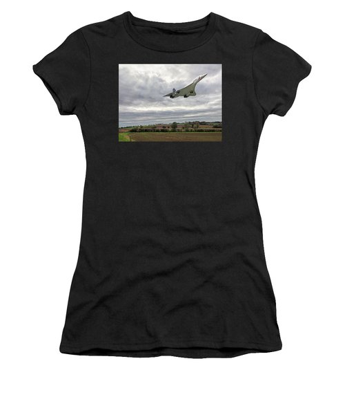Concorde - High Speed Pass Women's T-Shirt