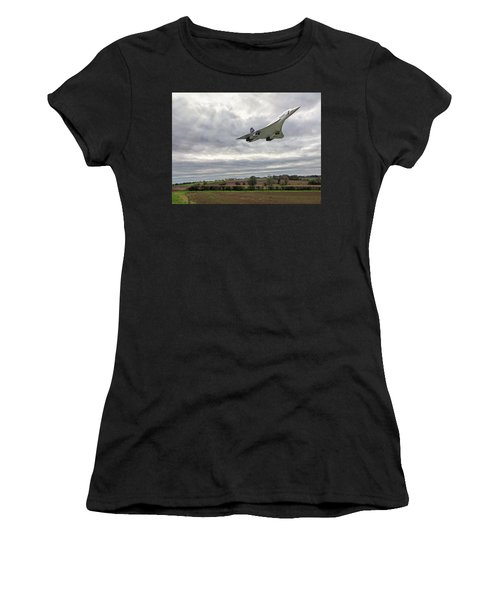 Concorde - High Speed Pass Women's T-Shirt (Athletic Fit)