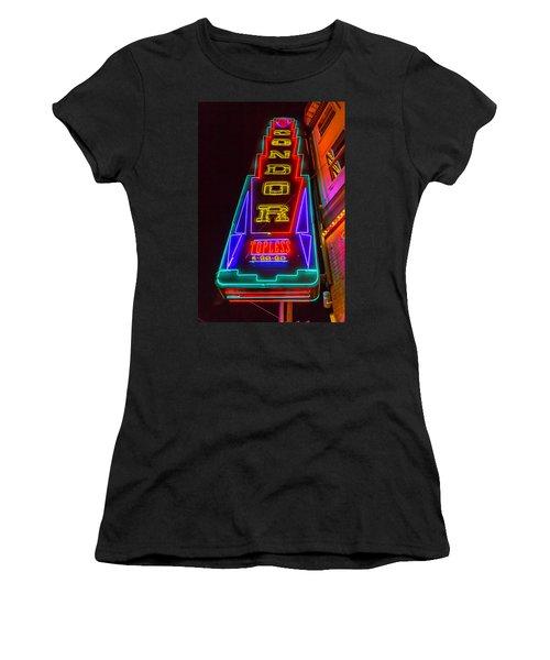 Condor Neon Women's T-Shirt (Athletic Fit)