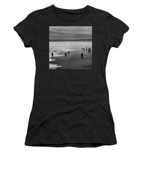 Coney Island Walkers Women's T-Shirt (Athletic Fit)