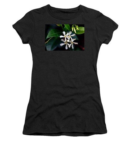 Confederate Jasmine Women's T-Shirt (Junior Cut) by Sennie Pierson