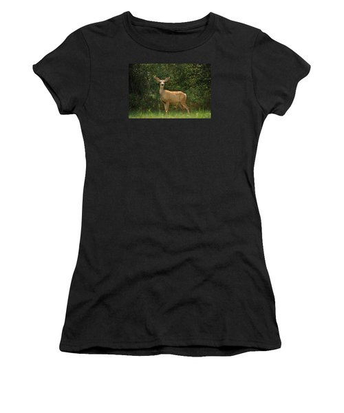Connection Women's T-Shirt (Athletic Fit)