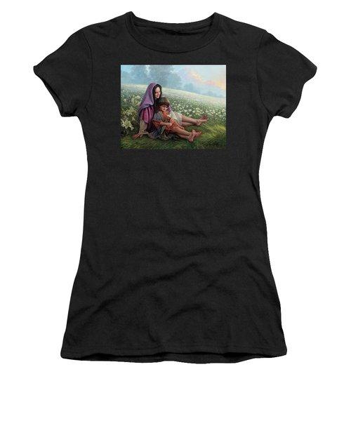 Consider The Lilies Women's T-Shirt