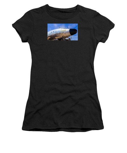 Constellation Columbine Women's T-Shirt (Athletic Fit)