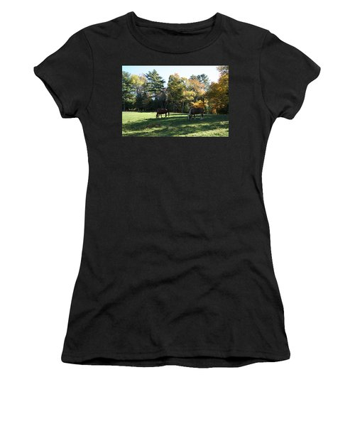 Contentment Women's T-Shirt (Athletic Fit)