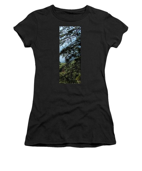 4 Of 4 Controlled Burn Of Yosemite Section Women's T-Shirt