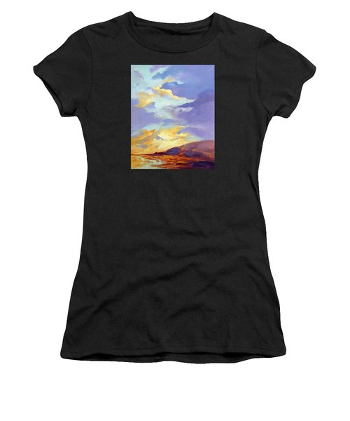 Convergence Women's T-Shirt (Athletic Fit)
