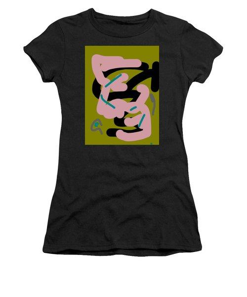 Conversation Women's T-Shirt (Athletic Fit)