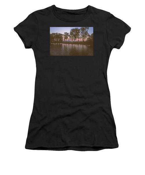 Cooinda Northern Territory Australia Women's T-Shirt (Athletic Fit)