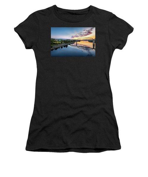 Coolidge Park Sunrise Women's T-Shirt