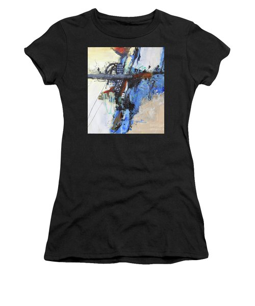Coolly Collected Women's T-Shirt (Athletic Fit)