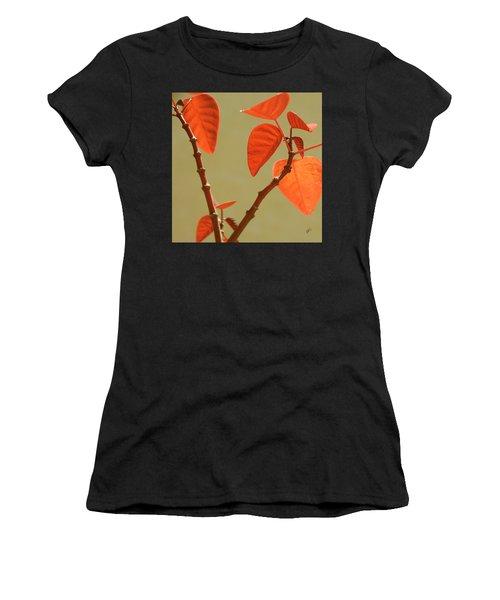 Copper Plant Women's T-Shirt