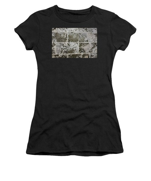 Coral Wall 205 Women's T-Shirt (Athletic Fit)