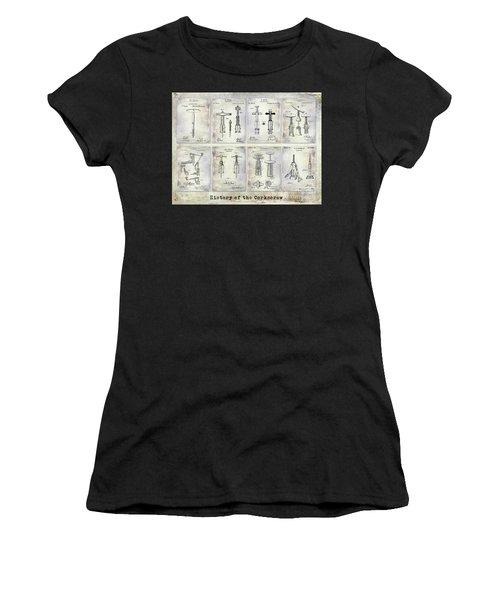 Corkscrew Patent History Women's T-Shirt