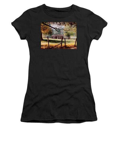 Corn Crib Women's T-Shirt