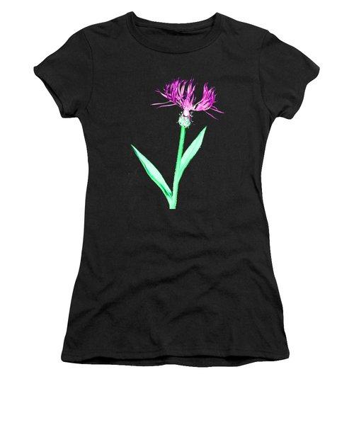 Cornflower3 T-shirt Women's T-Shirt