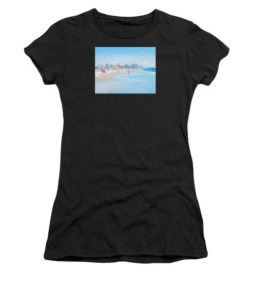 Coronado Beach San Diego Women's T-Shirt