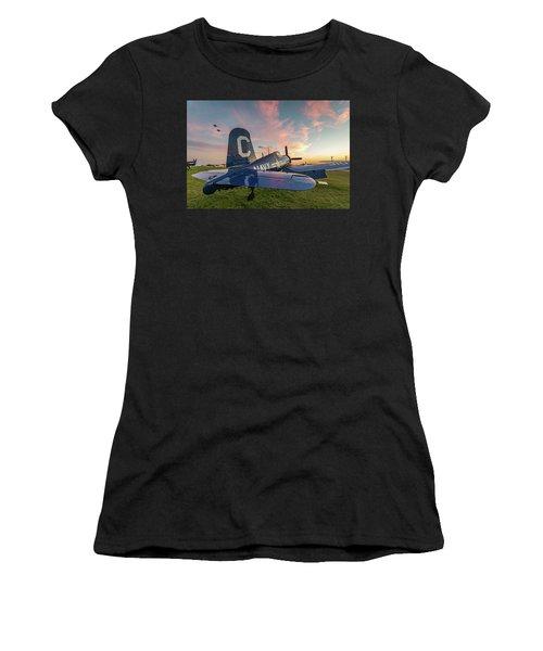 Corsair Sunset Women's T-Shirt