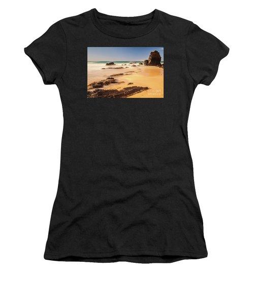 Corunna Point Beach Women's T-Shirt