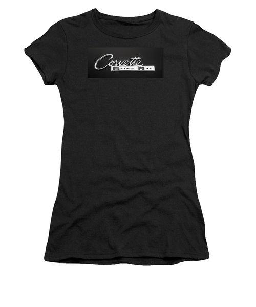 Corvette Sting Ray  Women's T-Shirt