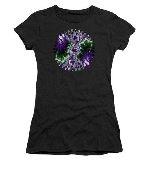 Cosmic Leaves Women's T-Shirt