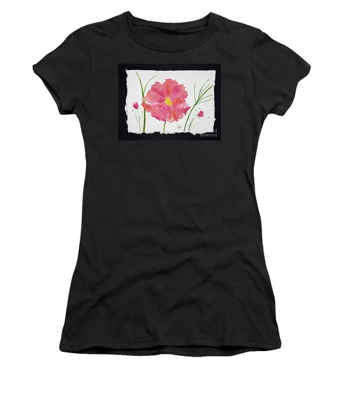 More Cosmos Women's T-Shirt (Athletic Fit)