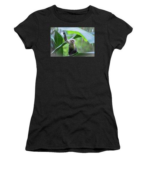 Costa Rica Monkeys 1 Women's T-Shirt