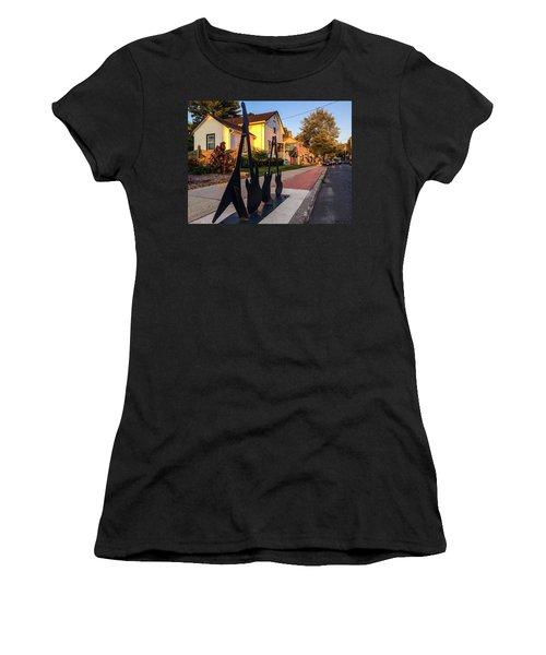 Cottage Street Guitars Women's T-Shirt