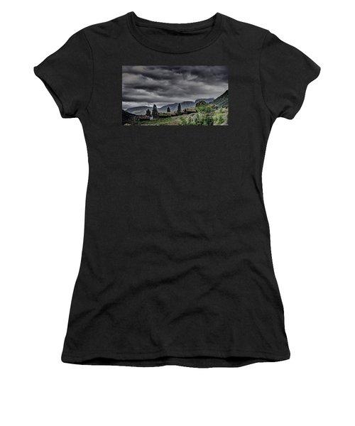 Cottages Women's T-Shirt