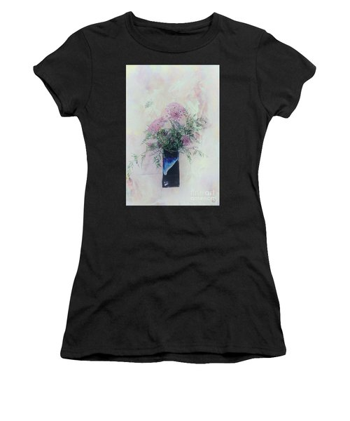 Cotton Candy Dreams Women's T-Shirt (Athletic Fit)