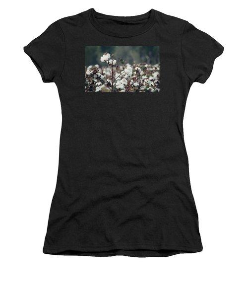 Cotton Field 5 Women's T-Shirt