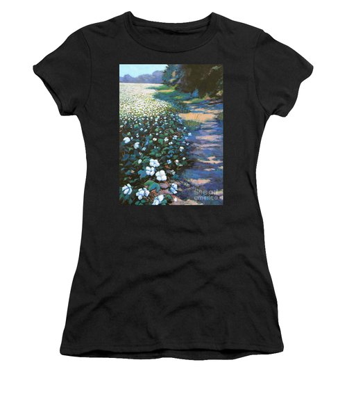 Cotton Field Women's T-Shirt