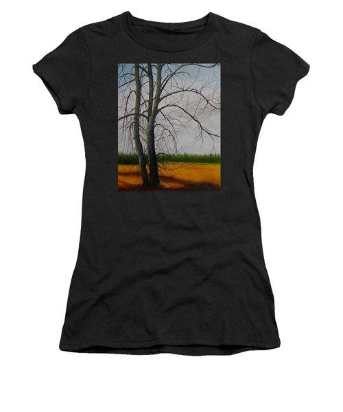 Cottonwoods Women's T-Shirt