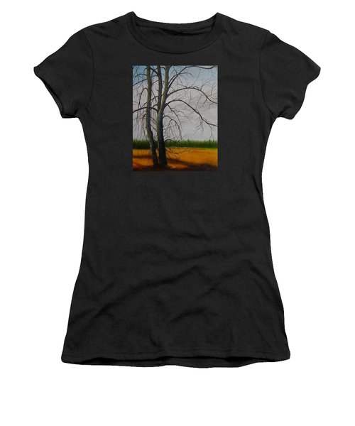 Cottonwoods Women's T-Shirt (Athletic Fit)