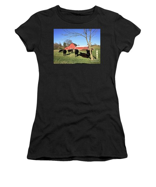 Country Cows Women's T-Shirt
