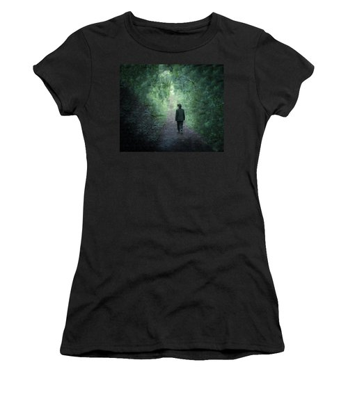 Country Path Women's T-Shirt