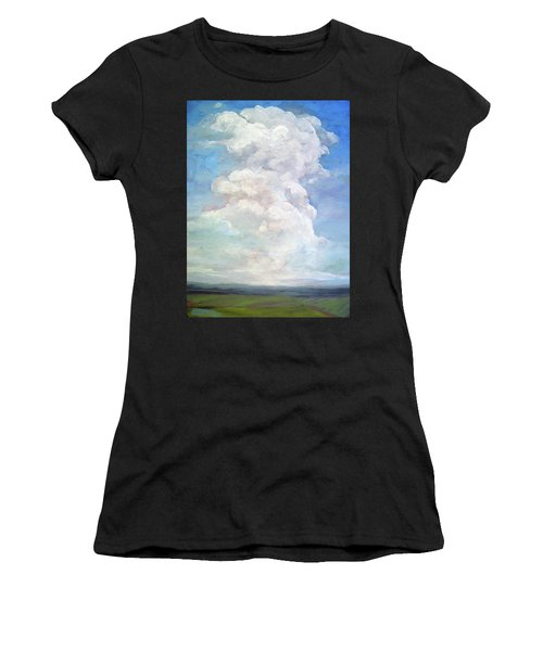 Country Sky - Painting Women's T-Shirt