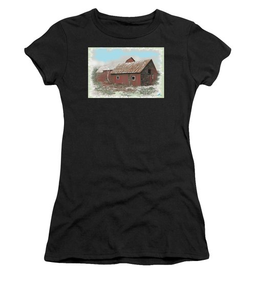 Coventry Barn Women's T-Shirt (Athletic Fit)