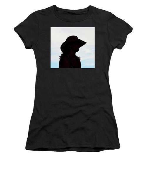 Cowgirl In The Sky Women's T-Shirt