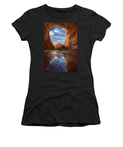 Coyote Gulch Women's T-Shirt (Athletic Fit)
