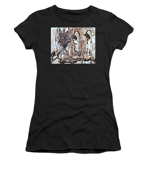 Coyote The Trickster Women's T-Shirt