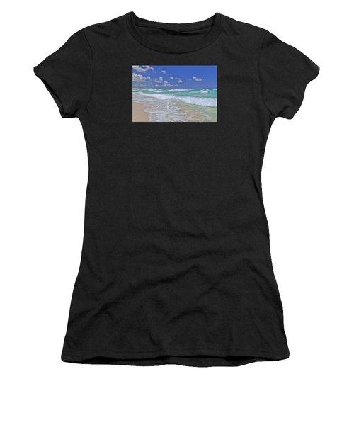 Cozumel Paradise Women's T-Shirt (Athletic Fit)